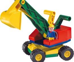 Welchen Spielzeug Bagger kaufen
